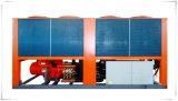 Luft abgekühlter Wasser-Kühler der Schrauben-150kw für zentrale Klimaanlage