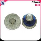 Indicatore della sfera di golf del metallo di sport di formato del bollo di abitudine 25mm