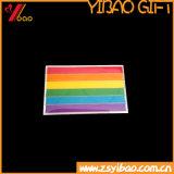 Etiqueta feita sob encomenda do carro da resina do chapeamento da liga de Zin (YB-HR-31)