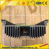 Aluminium Factory 6061 6063 Radiateur industriel à l'extrusion d'aluminium