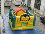 Zona de juegos infantil inflable Salto hinchables Casa