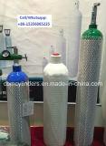 二酸化炭素のためのアルミニウムガスポンプか酸素または産業専門のガスまたは高い純度のガス