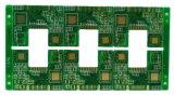 PWB Multilayer da placa de circuito impresso do controle de 1.2mm 4L BGA+Impedance