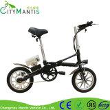Велосипед Bike миниой складчатости электрический моторизованный 14inch