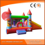 Juguete inflable Bouncy Moonwalk saltar Combo casa (T3-114)