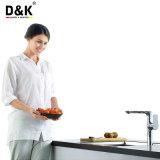 L'alta qualità calda di vendita di disegno contemporaneo d'ottone sceglie il rubinetto della cucina della maniglia