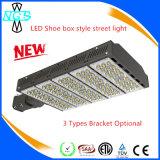 고품질 300W LED 구두 상자 작풍 가로등 도시 지역 빛