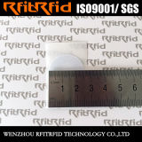 Crear la Anti-Falsificación para requisitos particulares Ntag reescribible 203/213/215/216 etiqueta engomada de la etiqueta de RFID NFC
