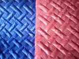 Tissu piqué pour vers le bas les jupes ou le coussin de matelas ou Hometextile vers l'Europe