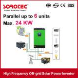 Beständiger Sonnenenergie-Zubehör-Systems-Sonnenenergie-Inverter für Wechselstrom-/PV-aufladenpriorität