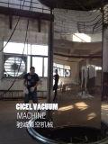 Cczk schnelle Vakuumbeschichtung-Maschine der Leitungskabel-Edelstahl-Platten-PVD