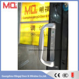 الصين [ألومينوم لّوي] يليّن [سليد دوور] زجاجيّة