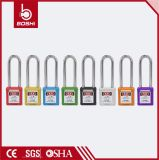 Bd-G23 Blue Long Steel Shackle PA Lock Bodies Cadenas de sécurité