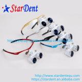 Lupas dentales del nuevo diseño con las lupas médicas quirúrgicas dentales de la linterna ligera del Portable LED