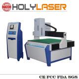 Laser dentro de la máquina de grabado con velocidad