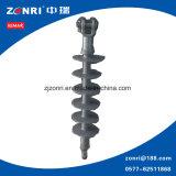 Isolante di sospensione composito dell'isolante di tensionamento (FXBW-33/70 (UT)) 33kv 70kn/100kn/120kn