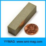 Aimants magnétiques permanents de SmCo d'aimant de terre rare