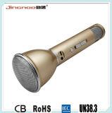 Altavoz Bluetooth PTT del micrófono del Karaoke del micrófono inteligente