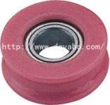 Точное Polished керамическое керамическое кольцо (автономное колесо)