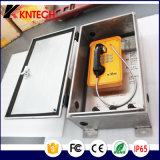 Casella impermeabile di chiamata d'emergenza di allegato del contenitore di telefono Knb5 Kntech