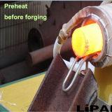 鍛造材の鋼線棒のための誘導加熱の炉