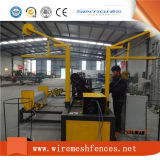 Máquina automática cheia da cerca da ligação Chain do diamante com Ce