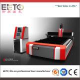 machine-outil de laser de tôle de 1500W Raycus avec le Tableau simple (EETO-FLS3015-1500W)