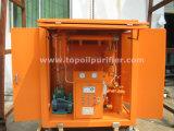 Tipo incluso macchina di depurazione di olio del trasformatore dell'olio isolante (ZYM) del rimorchio