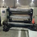 플레스틱 필름 200m/Min를 위한 PLC에 의하여 통제되는 째는 기계