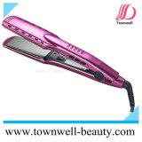 Fabricante do ferro liso do cabelo com diodo emissor de luz Display&Lock