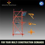 Schnelles Verschluss-Baugerüst für Innere-Support