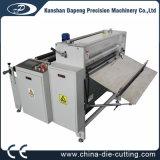 Película de plástico / Foam Tape / Label Paper Roll to Sheet Cutting Machine
