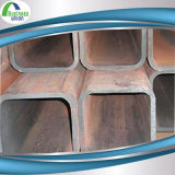 Espesor de pared pesado Tubo de acero de sección hueca rectangular