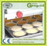 Cup-Kuchen, der Maschinen-aufbereitende Zeile bildet
