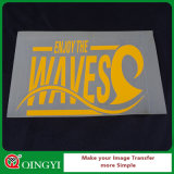 Vinyl van de Overdracht van de Hitte van de Goede Kwaliteit van Qingyi Flex Pu voor T-shirt