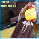 Tipo horizontal horno de la fragua de la calefacción de inducción