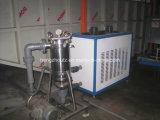 Cadena de producción electroforética de la capa