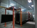Linea di produzione automatica del rivestimento di spruzzo della polvere della polvere semiautomatica
