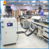 Machine de chauffage à induction industrielle avec refroidisseur d'eau