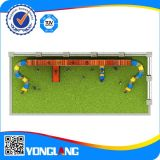 Wand-Spielplatz-Geräten-lustiges Gefäß-Plättchen