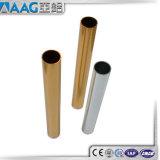 Anodisiertes rechteckiges Aluminiumrohr 6063-T5