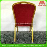 Useding 현대 디자인 빨간 알루미늄 대중음식점 의자
