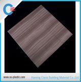 Telhas de madeira do teto do PVC da película 595mm