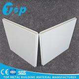 2017 mattonelle quadrate di alluminio decorative del soffitto fornite fabbrica