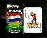 Carlsberg Bier-Schürhaken-Spielkarten für Eurocup