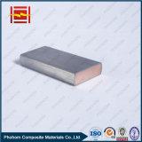Strato bimetallico d'acciaio del rame esplosivo del materiale composito