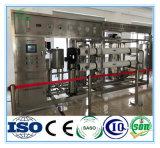 El Ce automático caliente de la nueva tecnología de la venta 2017 autorizó el sistema de Purifeication de la ósmosis reversa del agua mineral
