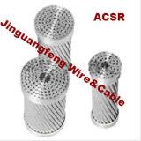 Condutor reforçado ACSR do condutor aço de alumínio aéreo