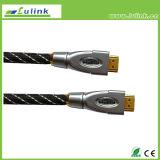 Медным кабель кабеля покрынный золотом HDMI PVC HDMI кабеля HDMI