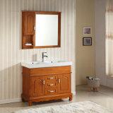 Nueva vanidad moderna del cuarto de baño del fregadero doble